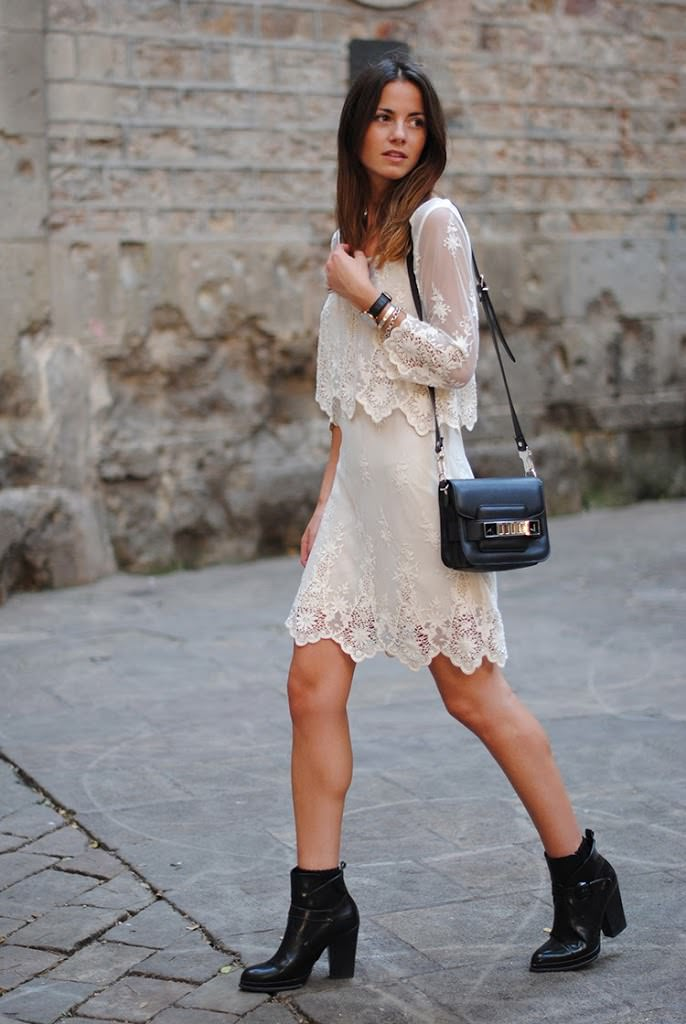 dantel-elbise