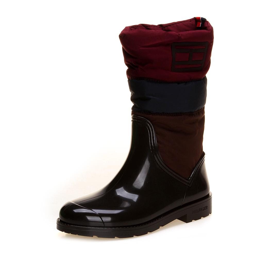 tommy-bordo-cizme-modelleri