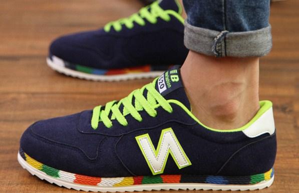 renkli-spor-ayakkabi