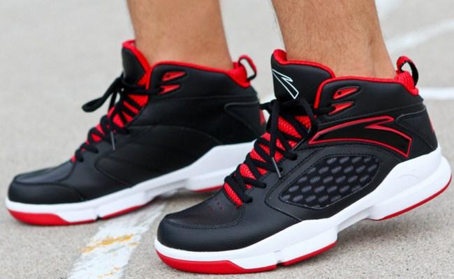 siyah-kirmizi-anta-spor-ayakkabi